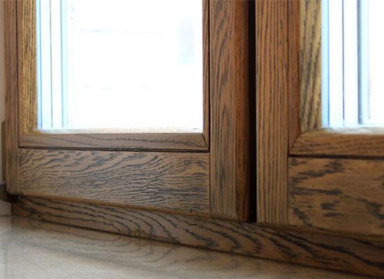 Деревянные окна со стеклопакетом купить Киев, цены - стоимость деревянных окон
